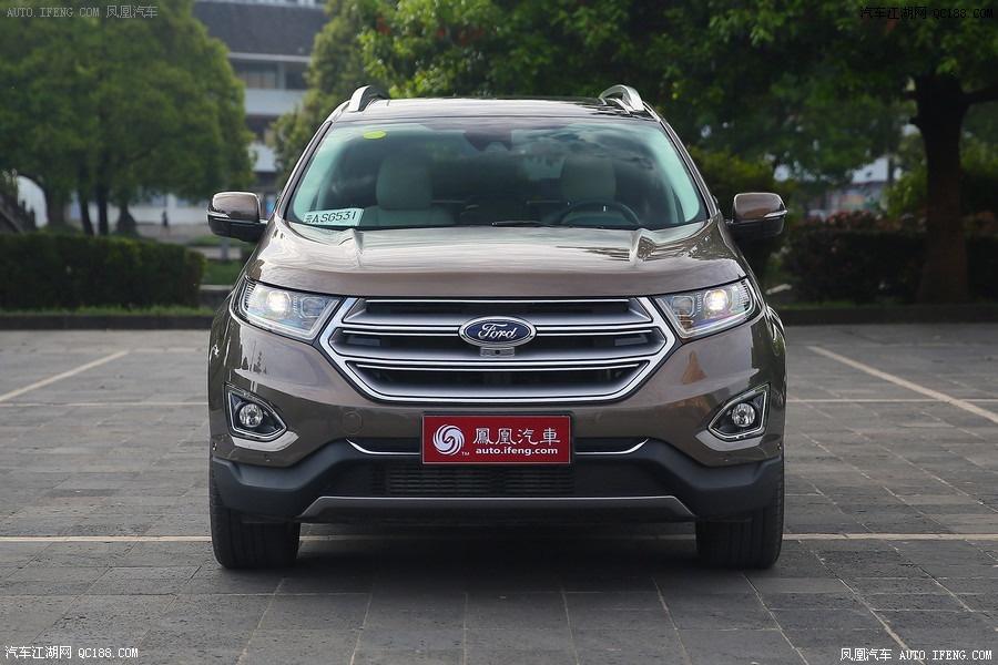 福特锐界2016款爆棚北京降7万销全国高清图片