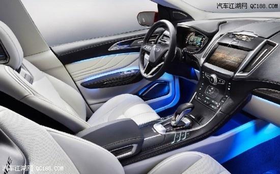 福特锐界最新款多少钱 福特锐界全国最低价格优惠10万元高清图片
