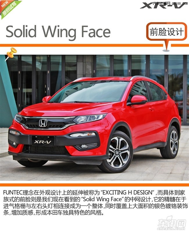本田XRV最新价格 现车限时活动最新报价最高优惠5万元高清图片