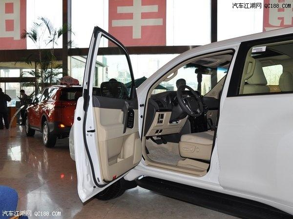2016款丰田普拉多报价 丰田霸道2.7优惠10.5万元