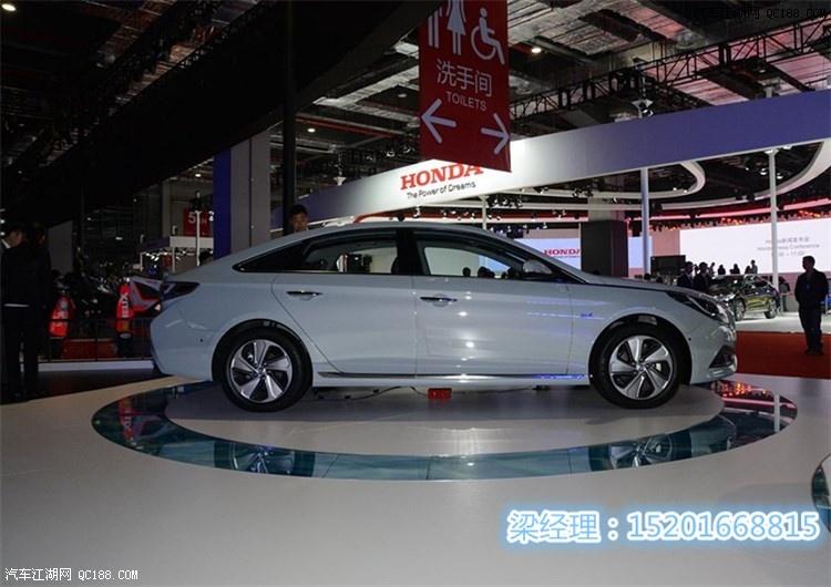 现代索纳塔九2016款最新报价北京最低报价2015新款最高优惠7万现金高清图片