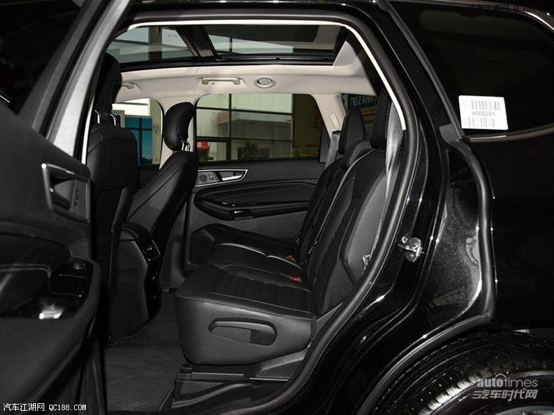 长安福特锐界本店最新价格 新款福特锐界最高优惠10万元高清图片