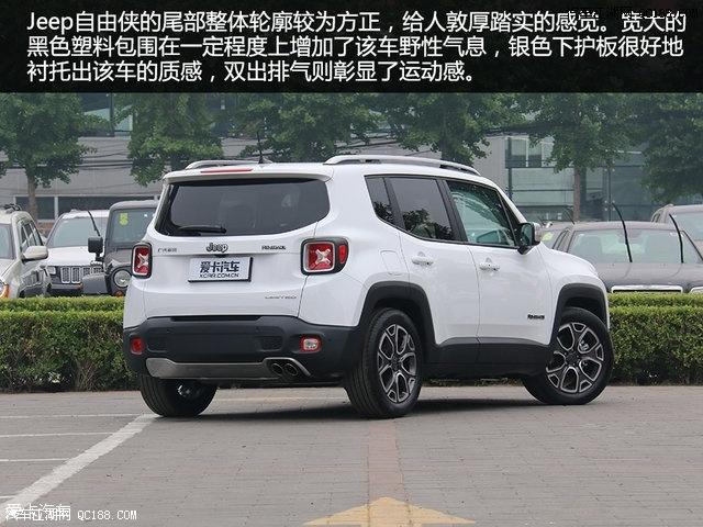 全新Jeep自由侠-吉普自由侠全系现车低价出售全国保上牌裸车最低价图片