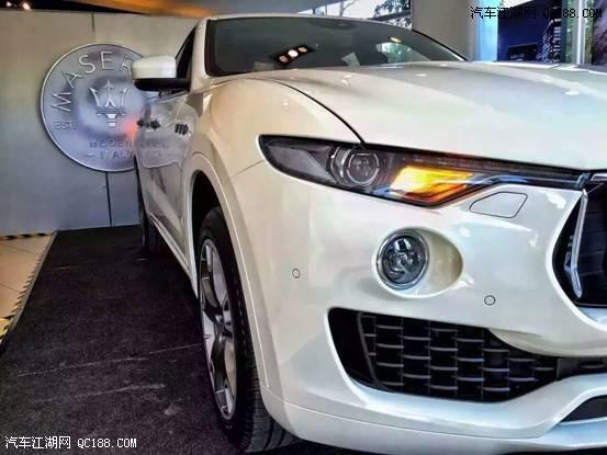 【玛莎拉蒂SUV中文名字叫啥?图片配置?哪里