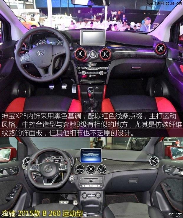 北汽绅宝X25最新行情报价 北京现车直降4佢高清图片