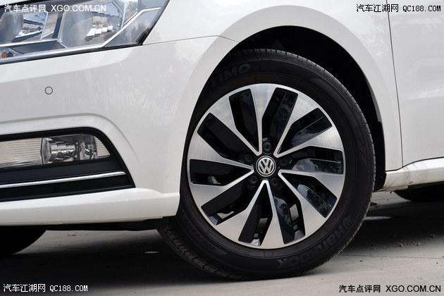 现车销售2016款大众朗逸1.4T最低多少钱高清图片