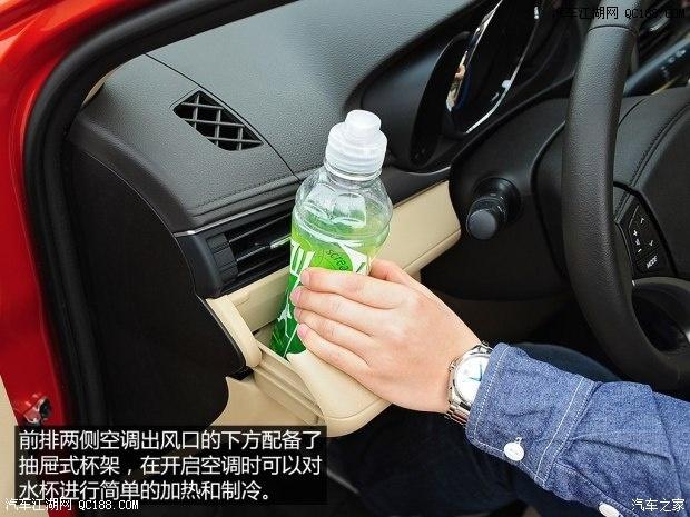 07款丰田威驰空调电路分布图