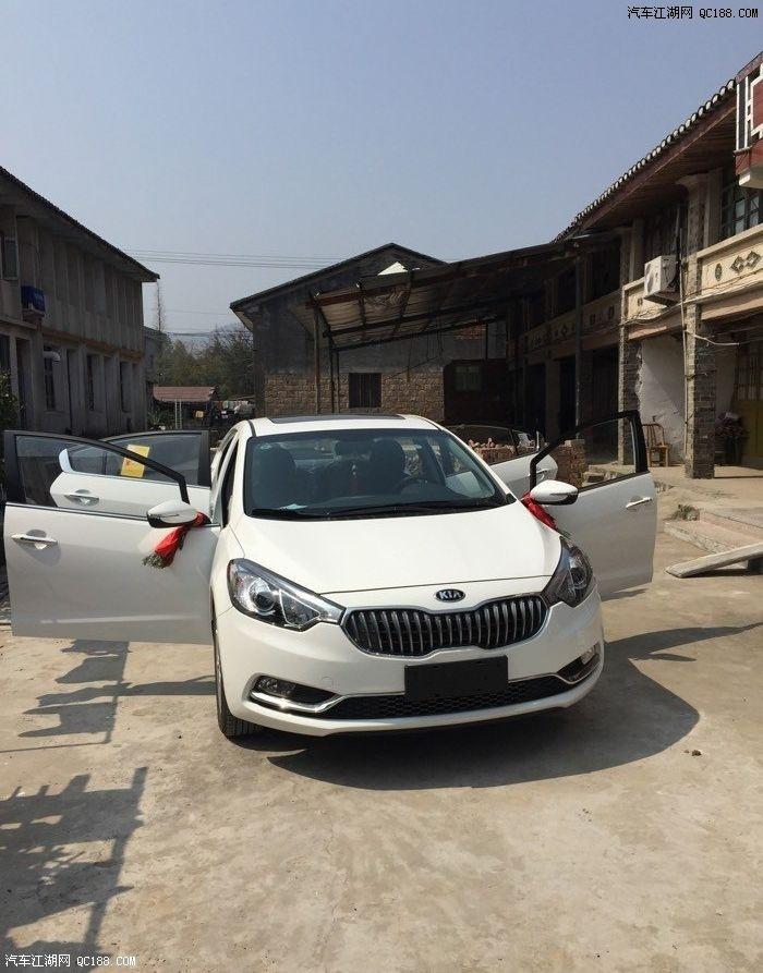 日北京长远达盛汽车店内起亚k3-起亚k3发动机怎么样起亚k3天窗是全高清图片