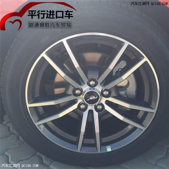 16款福特野马炫酷跑车最低价格多少钱现车高清图片