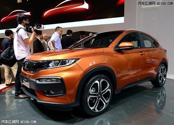 东风本田新款XRV报价多少钱 新款XRV有没有2016款的车 本田xrv直降高清图片