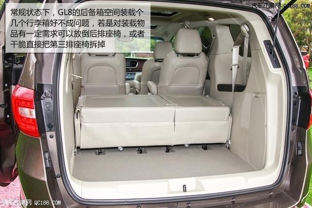 新款别克GL8最高优惠多少钱 别克gl8陆尊多少钱高清图片