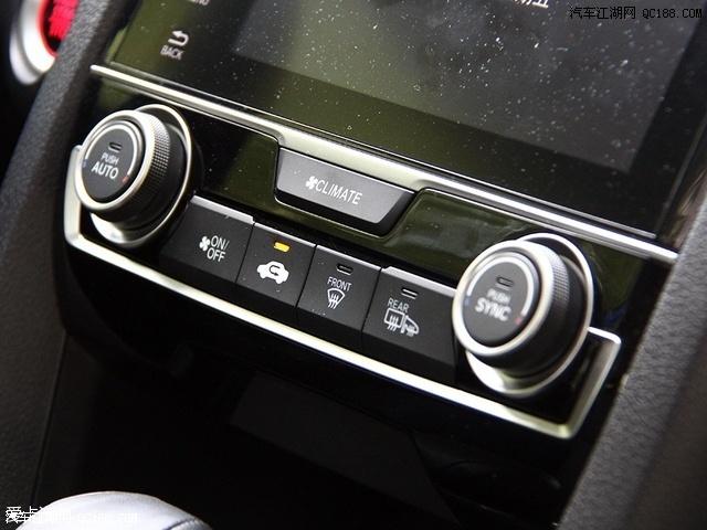 2016款东风本田思域 220turbo 自动豪华版现车售全国颜色齐全配置可选