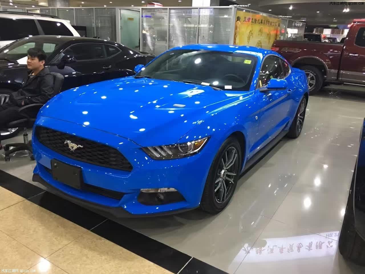 福特野马美版现车17款福特野马全国开售 大量现车最高清图片