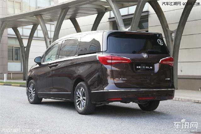 别克GL8报价年前购车有没有什么优惠别克GL8是多大排量的百公里的高清图片