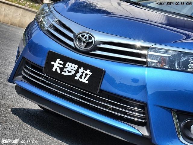 丰田2017款卡罗拉报价 提车 改装 最低价 优缺点 油耗 颜色 现车图片 162823 640x480