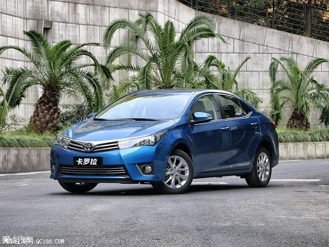 丰田2017款卡罗拉报价 提车 改装 最低价 优缺点 油耗 颜色 现车图片 187578 640x480