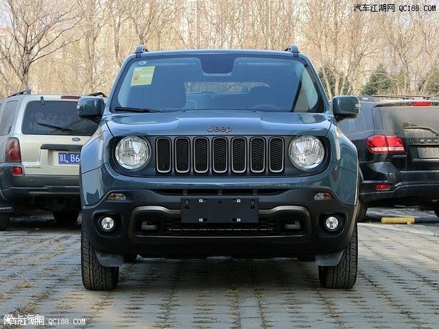 Jeep自由侠适合改装吗 Jeep哪里现车最便宜高清图片
