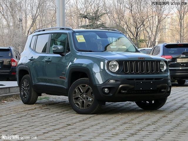 Jeep自由侠适合改装吗 Jeep哪里现车最便宜
