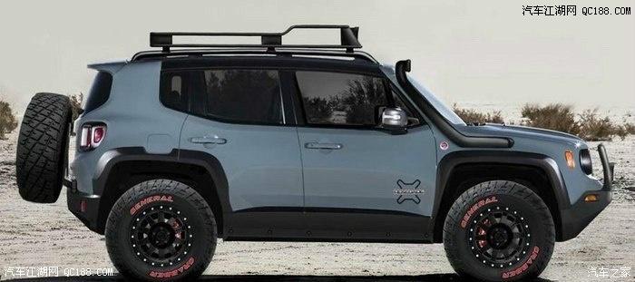 jeep自由侠改装之后什么样 jeep自由侠改装怎么样 自由侠改装图片
