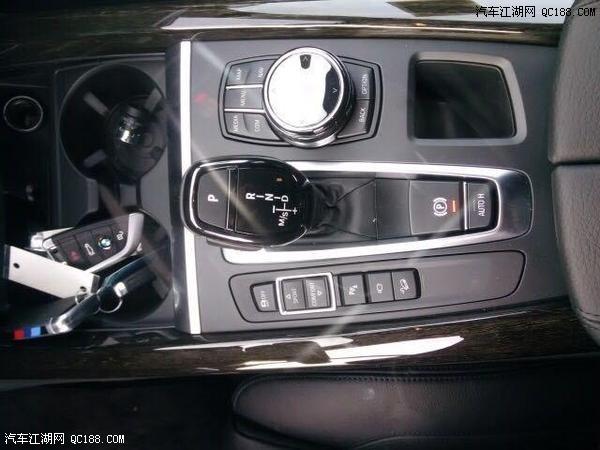 17款宝马x5进口3.0tm运动加版现车配置价格