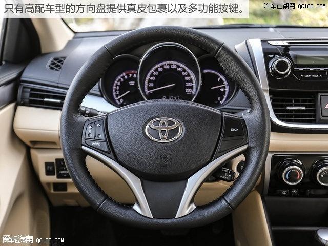 丰田威驰空间怎么样威驰动力怎么样威驰降价3万威驰