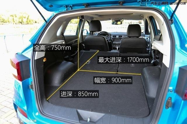 北汽绅宝X55最高优惠3万元 绅宝X55发动机变速箱怎么样高清图片