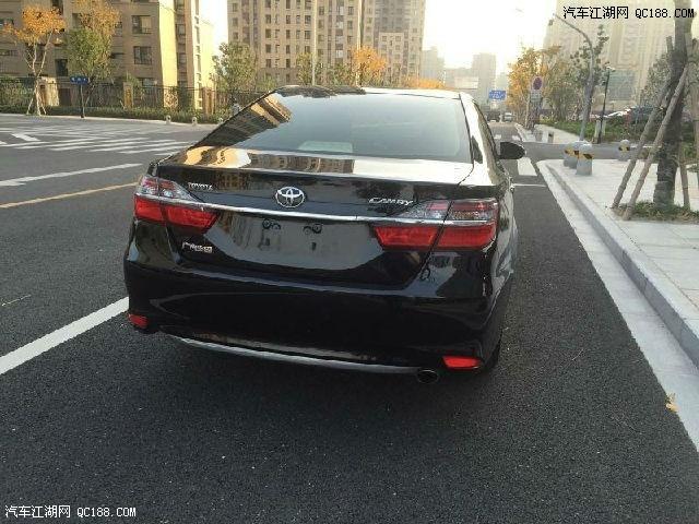 丰田凯美瑞价格2.0g凯美瑞优惠促销低价_汽车江湖