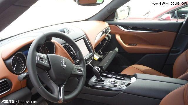 玛莎拉蒂SUV最新行情 天津报价90万起售