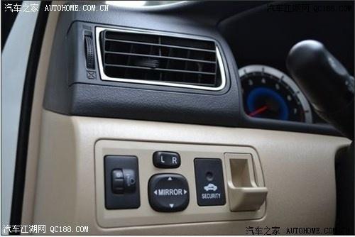 06款花冠汽车收音机外部接线图