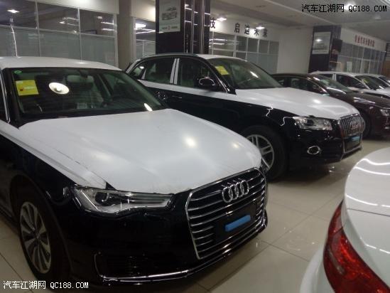 17款奥迪a6价格 奥迪A6最新促销价格售全国