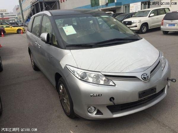 17款丰田大霸王2.4l天津平行进口专卖批发全国