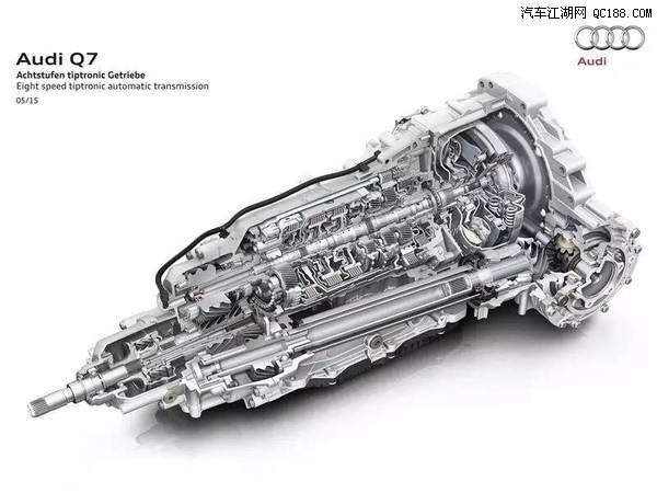 结构简单,重量较轻,并减少了悬挂系统所占用的车内