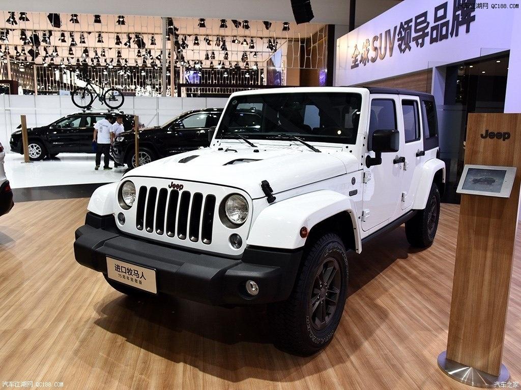 Jeep牧马人罗宾汉多少钱jeep牧马人轮胎改装Jeep牧马人最低价格销售高清图片