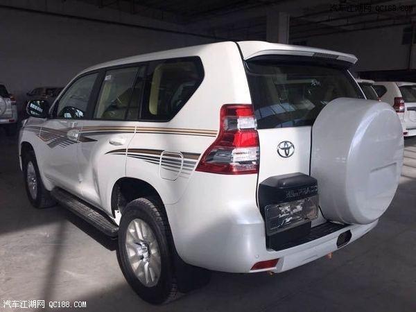 2017款丰田霸道2700中东版多少钱