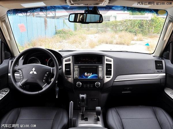 三菱帕杰罗劲畅2017即将上市 三菱新车SUV计划高清图片