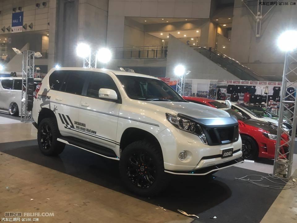2017款丰田普拉多报价天津港平行进口改装沙龙合适理性