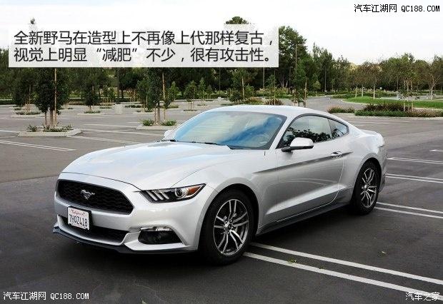 """尽管汽车是一个机械,但是对于野马这类""""Pony Car""""来讲外形是十分高清图片"""