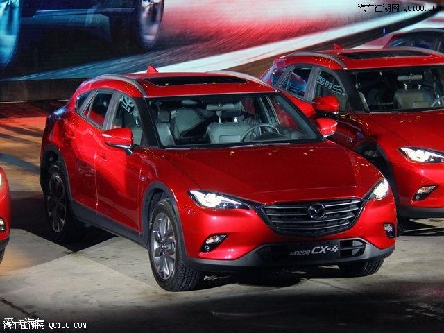 一汽马自达CX-4-马自达cx 4车型最新价格变化报价马自达CX 最高优惠高清图片