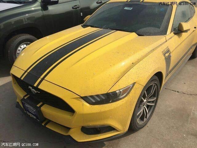 福特野马最低报价天津最低便宜多少钱福特野马现车特码高清图片