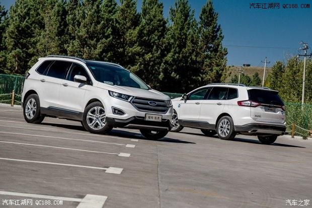 福特锐界2017款最新价格表福特锐界7座的多少钱高清图片