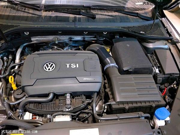 其中1.4t为ea211发动机,1.8t和2.0t车型为第三代ea888发动机.