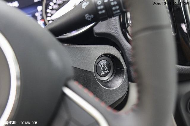 广汽菲克Jeep指南者200T家享版配备有无钥匙启动系统.-吉普指南者高清图片