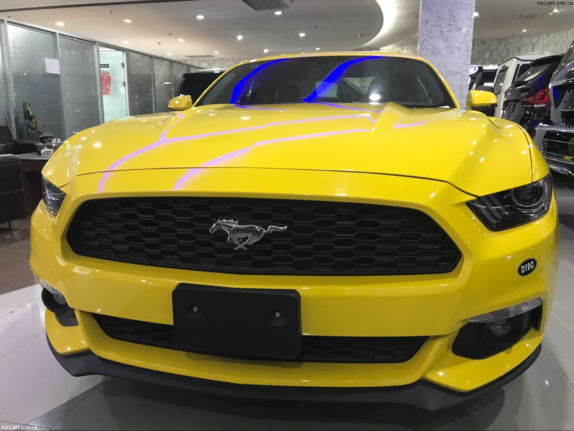 福特野马2.3t中版性能版美式肌肉跑车特惠