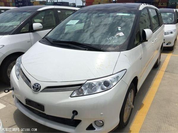 丰田大霸王普瑞维亚中东2.4 现车优惠价
