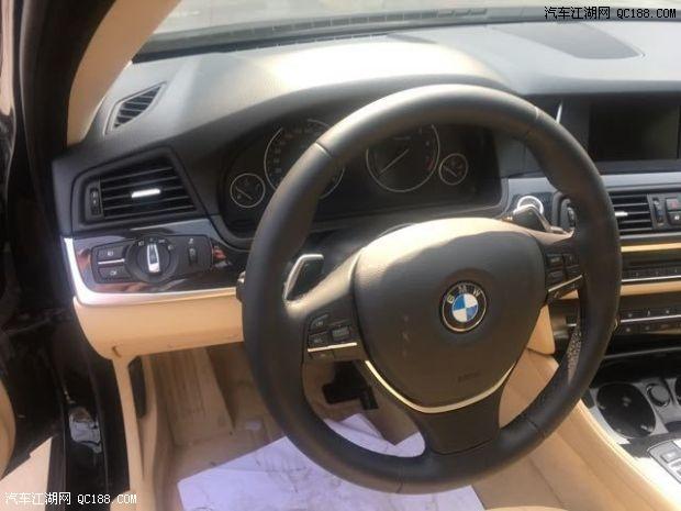 16款中东版宝马528i运动型自动变速箱现车最新报价配置高清图片