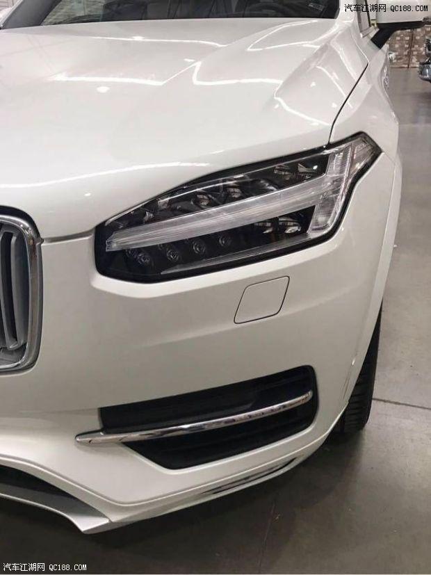 全新沃尔沃XC90现车最新售价高清图片