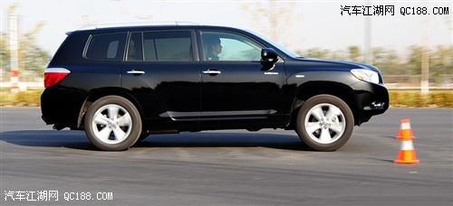丰田汉兰达5座的能优惠多少钱哪地方有现车高清图片