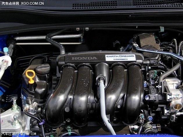 △ 国产缤智1.5l车型配备的本田l15b2型发动机.