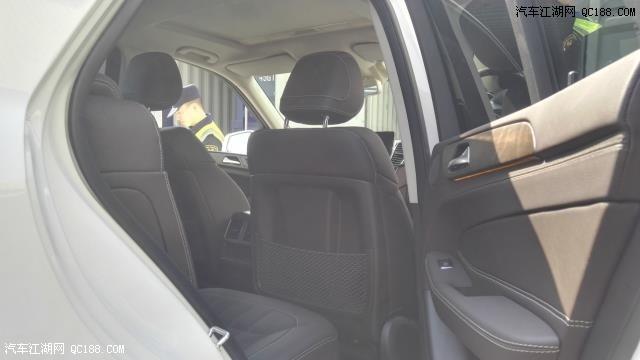 2017款奔驰gle400 电动天窗 前座椅电动调节带记忆报价