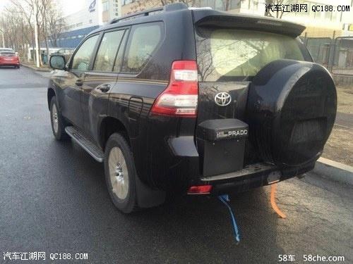 新款丰田霸道3000柴油版报价也